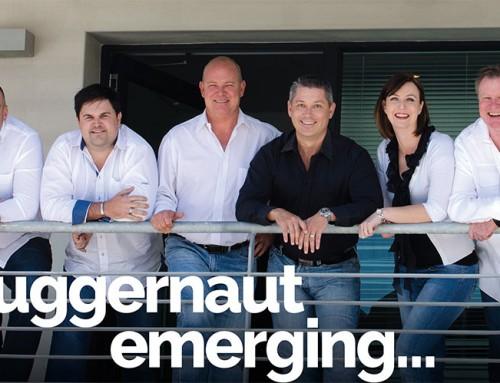 Juggernaut emerging…